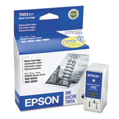 Epson® Stylus T003011, T003012, T005011, Ink Cartridge