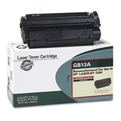 Guy Brown Products GB13A, GB13X Remanufactured Toner Cartridge