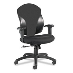 Global Tye™ Mid-Back Swivel/Tilt Chair