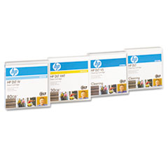 HP 1/2 inch Tape DLT Data Cartridge