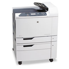 HP Color LaserJet 6015x Laser Printer
