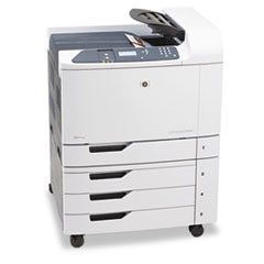 HP Color LaserJet 6015xh Laser Printer