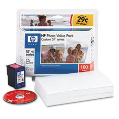 HP 57 Series Photo Value Pack