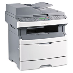 Lexmark™ X363dn Multifunction Laser Printer