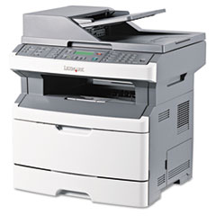 Lexmark™ X364dn Multifunction Laser Printer