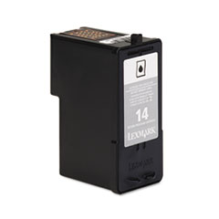 Lexmark™ 18C2090, 18C2110 Inkjet Cartridge, Return Program