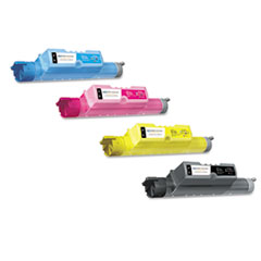 Media Sciences MS511CHC, MS511KHC, MS511MHC, MS511YHC Laser Cartridge High Capacity