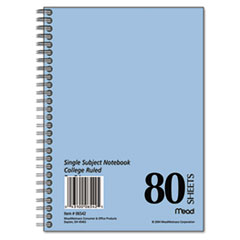 Mead Mid Tier Single Subject Notebooks
