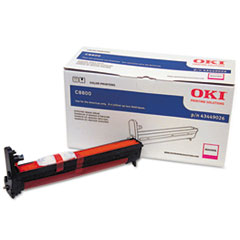 Oki® 43449025, 43449026, 43449027, 43449028 Drum Unit
