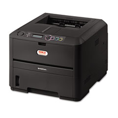 Oki B420dn Network-Ready Laser Printer with Auto Duplexing