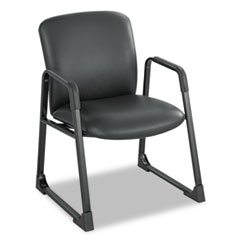 Safco Uber Big &amp; Tall Series Guest Chair