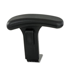 Safco® Optional Height-Adjustable T-Pad Arms for Safco® Uber Big & Tall Chairs