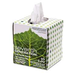 Seventh Generation 100% Recycled Facial Tissue