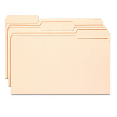 Smead® Top Tab File Folders with Antimicrobial Product Protection