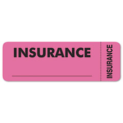 Tabbies® Insurance Labels