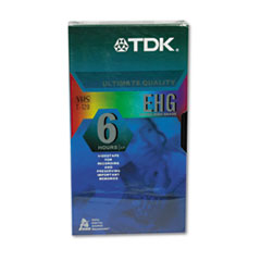 TDK High Grade VHS Video Tape