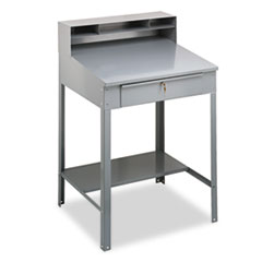 Tennsco Open Steel Shop Desk