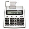 Victor 1210-3A Antimicrobial HT Printing Calculator, Black/Red Print, 2 Lines/Sec