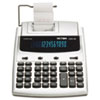 1225-3A AntiMicrobial Two-Color Printing Calculator, 12-Digit Fluorescent