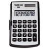 Victor 908 Portable Pocket/Handheld Calculator, 8-Digit LCD