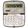 Victor 909 Handheld Compact Calculator, 10-Digit LCD