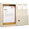 Vertiflex Products Suggestion Box with Message Board, Putty