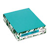 Astrobrights Colored Card Stock, 65 lbs., 8-1/2 x 11, Terrestrial Teal, 250 Shts