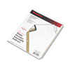 Gold Pro Insertable Tab Index, Clear 8-Tab, Letter, White Sheets