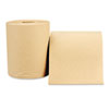 Windsoft Nonperforated Paper Towel Roll, 8 x 800ft, Natural, 12 Rolls/Carton
