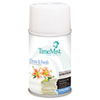 TimeMist Metered Fragrance Dispenser Refills, Clean N Fresh, 6.6oz Aerosol, 12/Carton