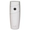 TimeMist Classic Metered Aerosol Fragrance Dispenser, 3 3/4 x 3 1/4 x 9 1/2, Gray