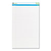 Sugarcane Based Writing Pads, Wide Rule, 14 x 8-1/2, White, 2 50-Sheet Pads/Pk