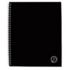 Universal Sugarcane Sugarcane Based Notebook, College Rule, 11 x 8 1/2, White, 100 Sheets/Pad