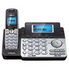 Two-Line Expandable Cordless Phone with Answering System