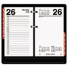 Desk Calendar Refill with Tabs, 3 1/2&quot; x 6&quot;, 2013