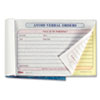 Avoid Verbal Orders Manifold Book, 6 1/4 x 4 1/4, 2-Part Carbonless, 50 Sets/BK