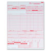 UB04 Hospital Insurance Claim Form, 8 1/2 x 11, 2,500 Forms