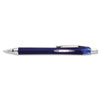 uni-ball Jetstream RT Roller Ball Retractable Waterproof Pen, Blue Ink, Fine
