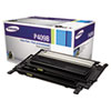 Samsung CLTP409B Toner, 1500 Page-Yield, Black, 2/Box