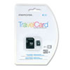 Memorex MicroSD Travel Card, 4GB