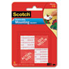 Scotch Precut Foam Mounting 1