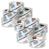 "3850 Heavy Duty Tape Refills, 1.88"" x 54.6 yds, 3"" Core, Clear, 36/Carton"