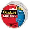 3850 Heavy Duty Packaging Tape, 2&quot; x 55 yards, Clear