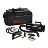 ESD-Safe Pro 3 Professional Cleaning System, w/Soft Duffle Bag Case, Black