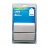 Refill Tags, 1 1/4 x 1 1/2, White, 1,000/Pack