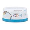 Memorex CD-R Discs, 700MB/80min, 52x, Spindle, White, 30/Pack