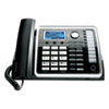 ViSYS Two-Line Corded Speakerphone with Digital Answering System