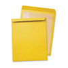 Quality Park Jumbo Size Kraft Envelope, 12 1/2 x 18 1/2, Brown Kraft, 25/Pack