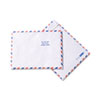 Tyvek USPS Air Mail Mailer, Side Seam, 10 x 13, White, 100/Box