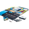 Kapture Digital Flipchart Office Kit, 2 Pens, 2 Flipcharts, USB Receiver